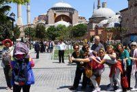 İstanbul'a 7 ayda 6 milyon yabancı turist geldi