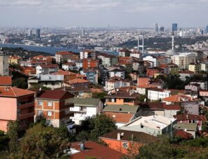 Üsküdar'da kentsel dönüşüm projeleri tamamlanmak üzere