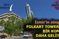 Viltur İzmir Bayraklı'ya 51 katlı 2 kule dikecek