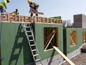 ABD'de inşaat harcamaları düşüşünü sürdürdü