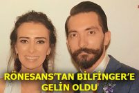 Ayşenur Ülvan, Yiğitcan Erkan ile evlendi