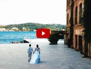 Ayşenur ve Yiğitcan… Wedding movie…