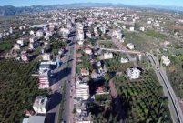 Antalya Döşemealtı'nda satılık 9 konut ve ticari imarlı arsa