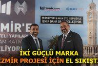 Teknik Yapı ve Halk GYO, Tariş Arsası için anlaşmaya vardı