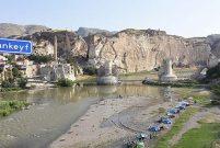 Hasankeyf'te 11 bin 500 yıllık yerleşim yeri bulundu