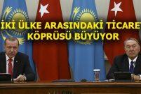 Türkiye, Kazakistan'la birlikte 26 ortak proje geliştiriyor