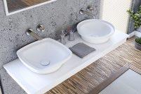 Serel EasyWash lavabodan 360 derece temizlik