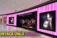Victoria's Secret'ın 15. mağazası Vadi İstanbul'da açıldı