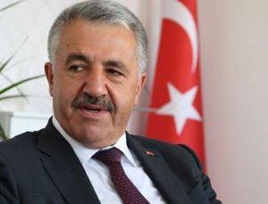 Ulaştırma Bakanı Arslan: Cumhurbaşkanımız sürprizleri sever