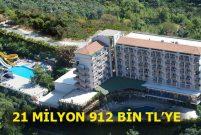 Alanya Akropol Otel icradan satışa çıkarıldı