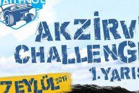 Akzirve Challenge Off Road ilk etabı 17 Eylül'de