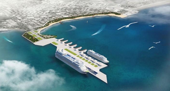 Antalya'nın Kruvaziyer Liman Projesi ihaleye hazır