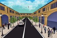 Sakarya'nın vizyon projesi Cadde54 görücüye çıkıyor