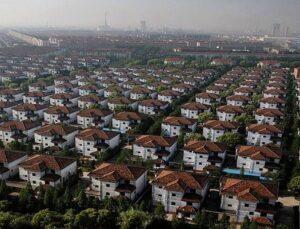 Çin'in Huaxi Köyü'nde herkes villada oturuyor