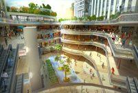 City Center Alışveriş ve Yaşam Merkezi yarın açılıyor