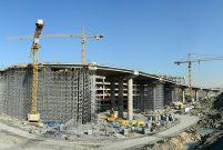 Yeni Havalimanı'na Doka'dan 300 tır kalıp ve iskele