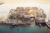 Dubaili müteahhitler suya yatırım yaptı