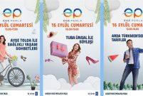 Ege Perla'da dopdolu bir 16 Eylül günü sizi bekliyor