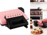 Emsan Pita Tost Makinesi ile okulda da ev tostu yenir!