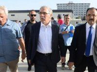 TOKİ Başkanı Ergün Turan, Uşak'ta proje alanını inceledi
