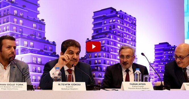 Esenler Belediye Başkanı Göksu, Ömür İstanbul'u anlattı