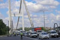 FSM Köprüsü'nde Serbest Geçiş Sistemi çalışması başlıyor