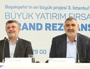 3. İstanbul'un rezidans etapları satışa çıktı