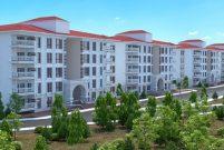 TOKİ'den Gaziantep'e mahalle konseptinde 596 konut