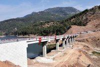 Melikler Köprüsü açıldı, ulaşım 50 kilometre kısaldı