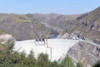 Kotanlı-1 Barajı'nın yapımında sona gelindi