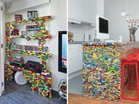 Lego ile yapılmış göz kamaştıran eşyalar