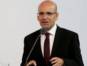 Mehmet Şimşek: Yenilenebilir enerji payı yüzde 50'yi aşacak