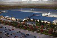 GMW MIMARLIK Tasarımı Muş Havalimanı'nın temeli atıldı
