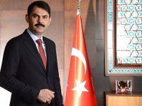 Murat Kurum: 2018'de yatırıma tam gaz devam edeceğiz