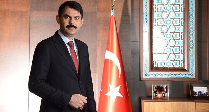 Murat Kurum: İstikrarlı yönetimle inşaat sektörü şahlanacak