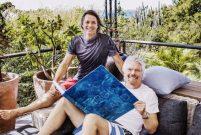 Richard Branson'un cennete dönüştürdüğü Necker Adası