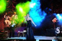 Sıla Bodrum'da muhteşem bir konsere imza attı