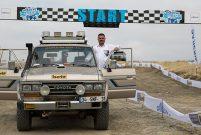 STRADA Bahçeşehir'de off road heyecanının ilk yarışı yapıldı