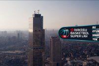 Tahincioğlu'ndan Basketbol Süper Ligi'ne yeni reklam filmi