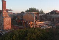 Beykoz'daki Tahlisiye Binası kaderine terk edildi
