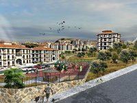 TOKİ Avanos Evleri'nde 330 konut yer alacak