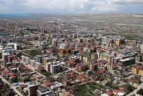Van'da 7.6 milyon TL'ye satılık otopark ve dükkanlar