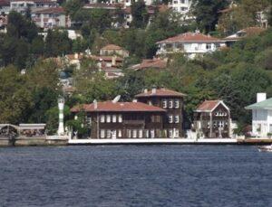 İstanbul Boğazı'nda 14 yalı kiracı bekliyor