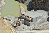 Yusufeli Barajı'na 4 milyon metreküp beton