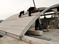 Çatı cephe sektörü yasal düzenlemeyle hareketlendi