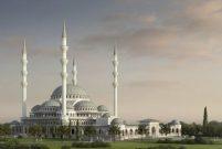 Uludağ Üniversitesi Görükle Kampüsü'ne 20 bin kişilik cami