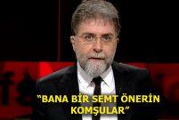 Ahmet Hakan, İstanbul'da taşınacak yer bulamadı