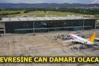 Elazığ Havalimanı'na 150 milyon TL'ye yedek pist yapılıyor