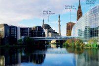 Strazburg'daki Eyüp Sultan Camisi Osmanlı tarzında yükselecek