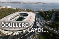 Beşiktaş'ın stadı Vodafone Park, finale kaldı
